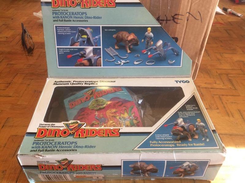 Collezione Dino Riders 24726211