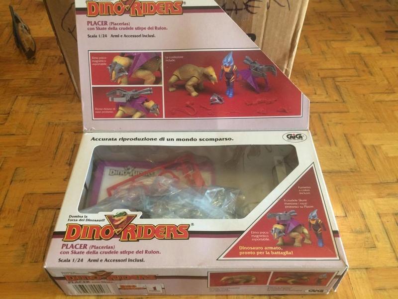 Collezione Dino Riders 24726311
