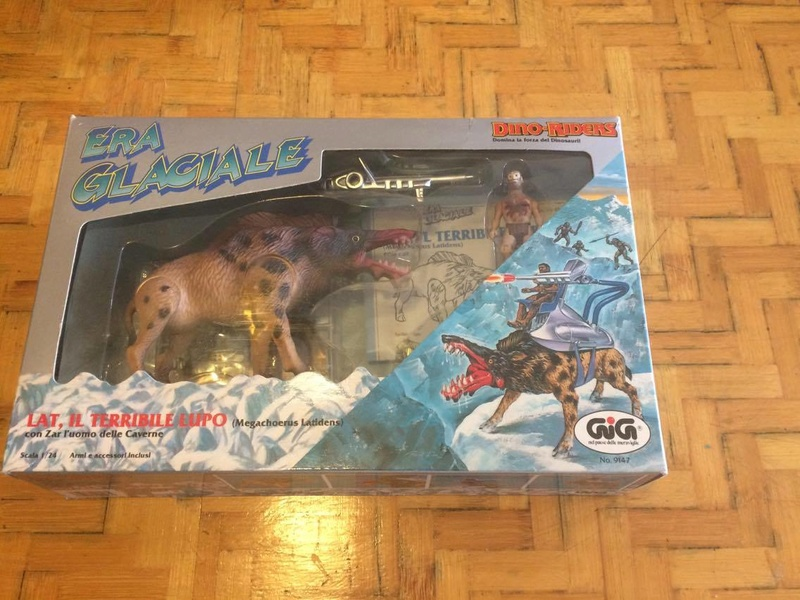 Collezione Dino Riders 24726410
