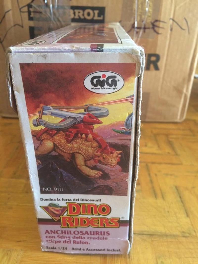 Collezione Dino Riders 24740211
