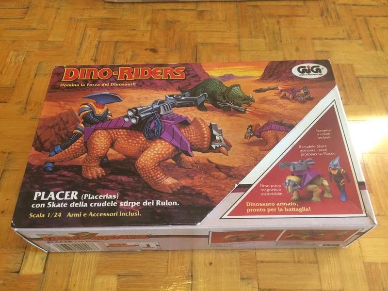 Collezione Dino Riders 24740212