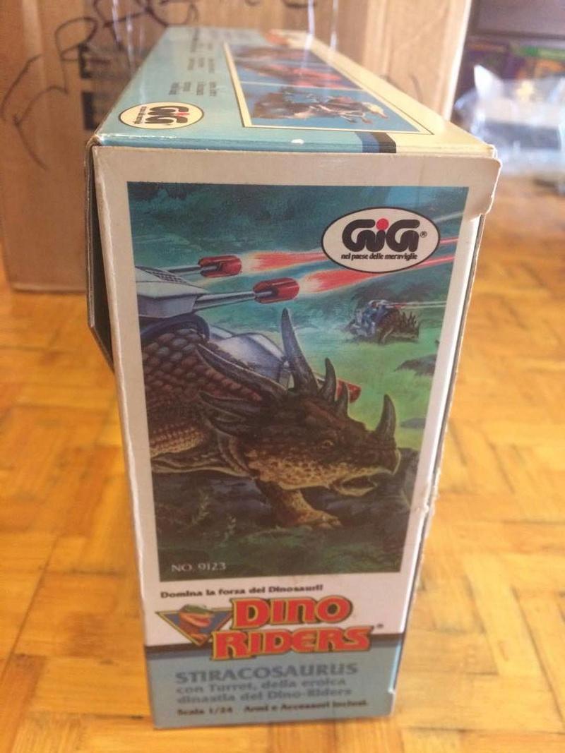 Collezione Dino Riders 24740213