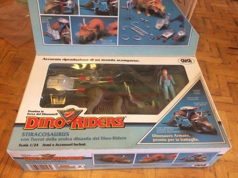 Collezione Dino Riders 24740214