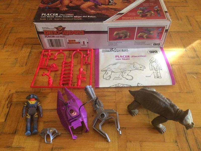Collezione Dino Riders 24818811