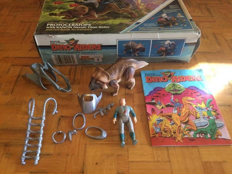 Collezione Dino Riders 24818812