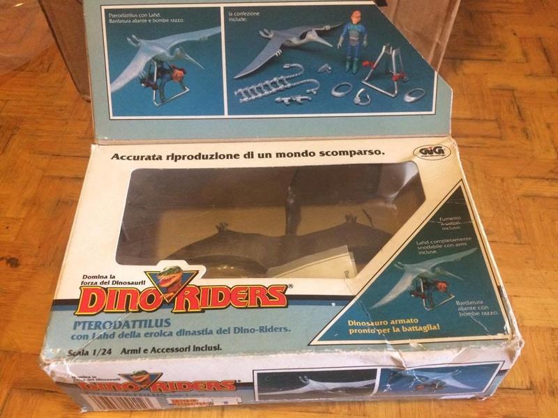 Collezione Dino Riders 24818910
