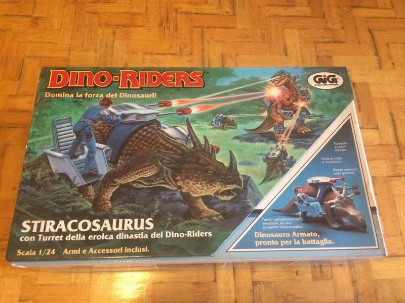 Collezione Dino Riders 24819012