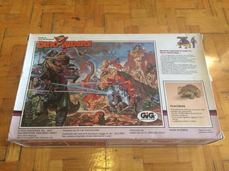 Collezione Dino Riders 24819111