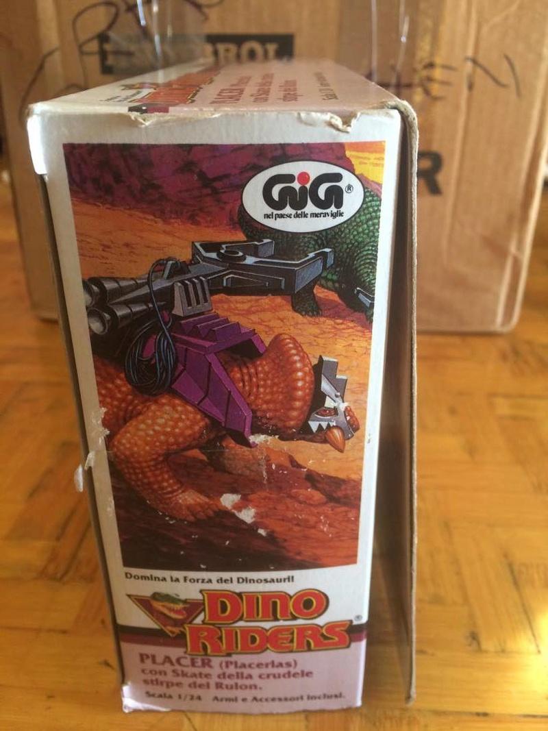Collezione Dino Riders 24819210