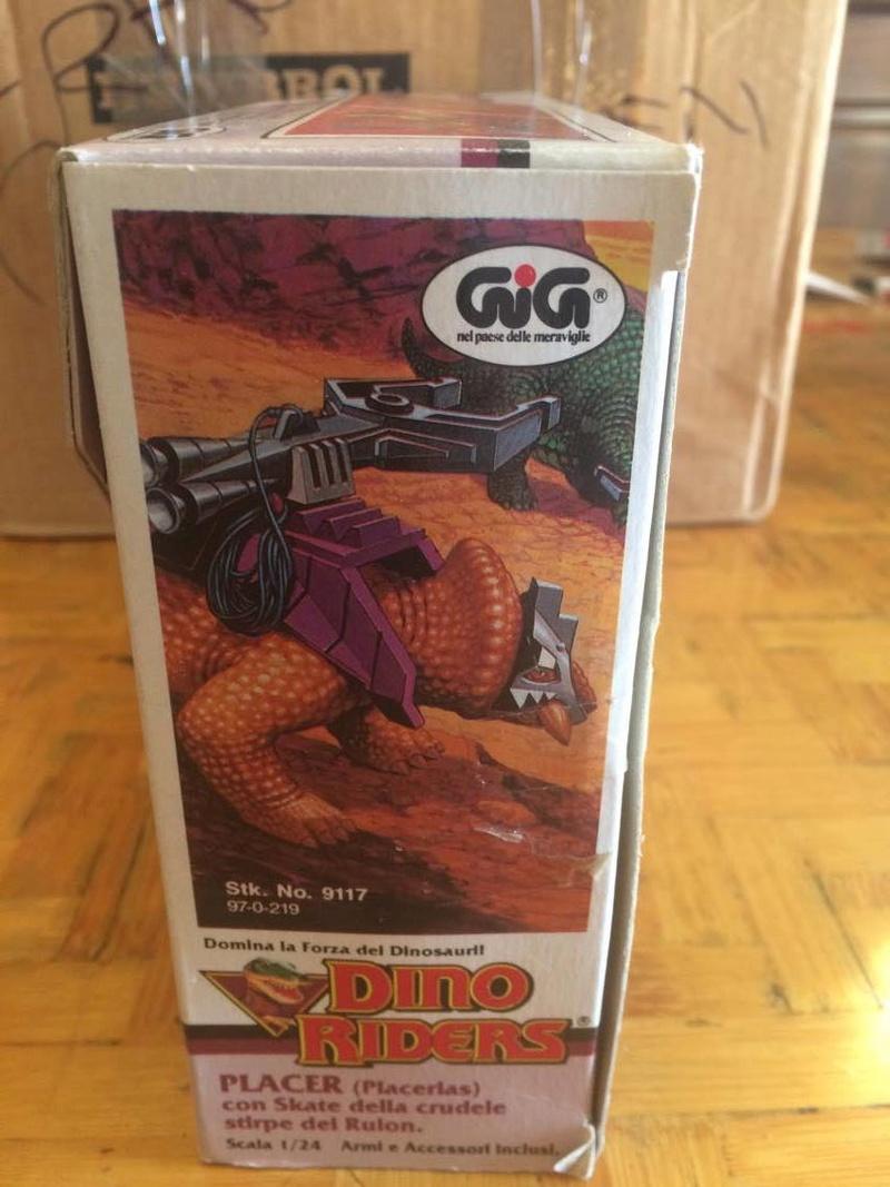 Collezione Dino Riders 24825910