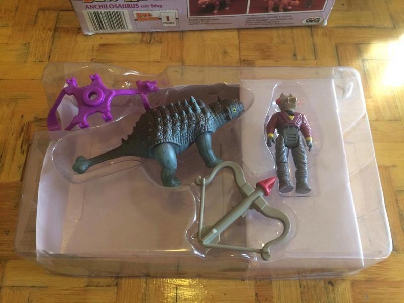Collezione Dino Riders 24878910