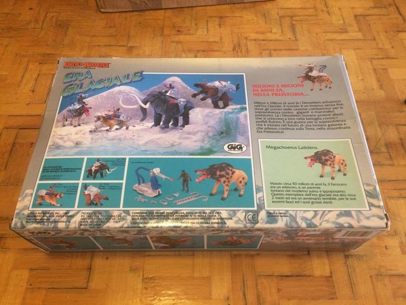 Collezione Dino Riders 24879010
