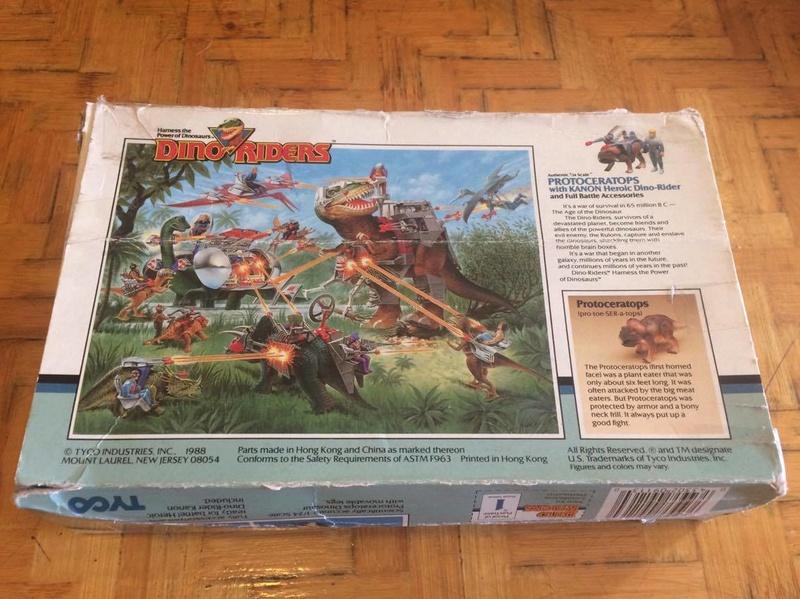 Collezione Dino Riders 24879111
