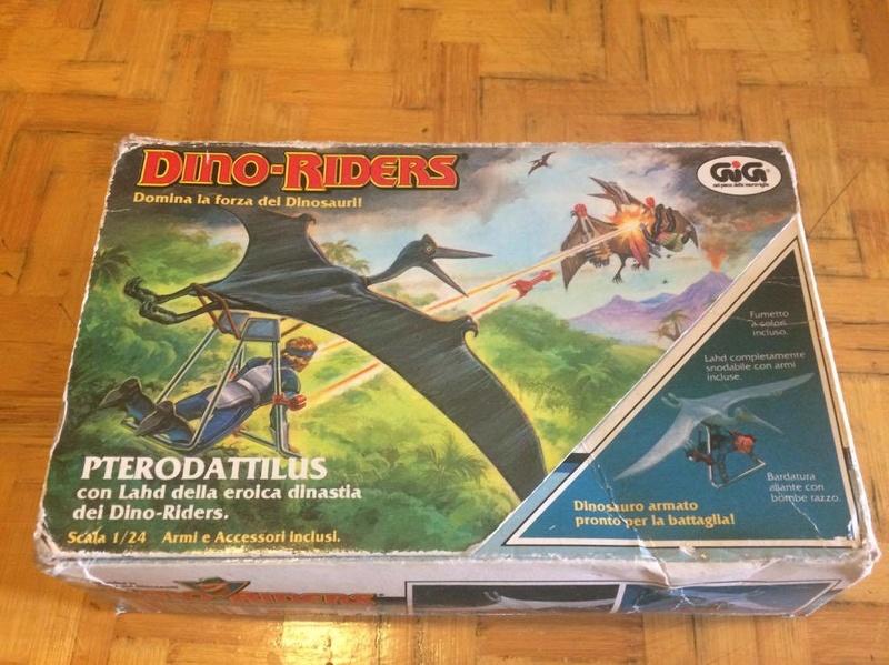 Collezione Dino Riders 24879210