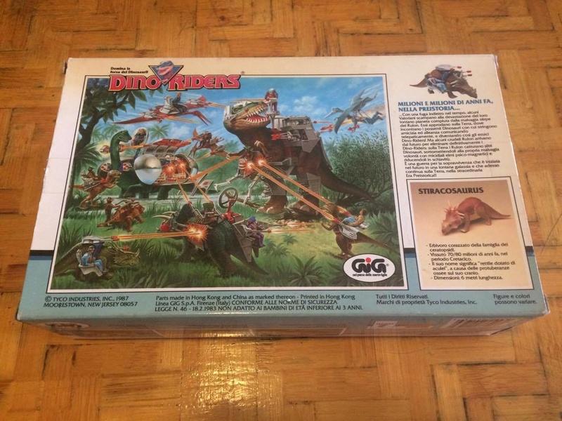 Collezione Dino Riders 24879410