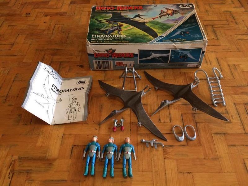 Collezione Dino Riders 24946411