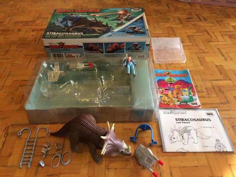 Collezione Dino Riders 24992811
