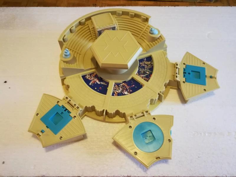 Cavalieri Dello Zodiaco \ Saint Seiya Arena Bandai 1987 edizione francese 28810210