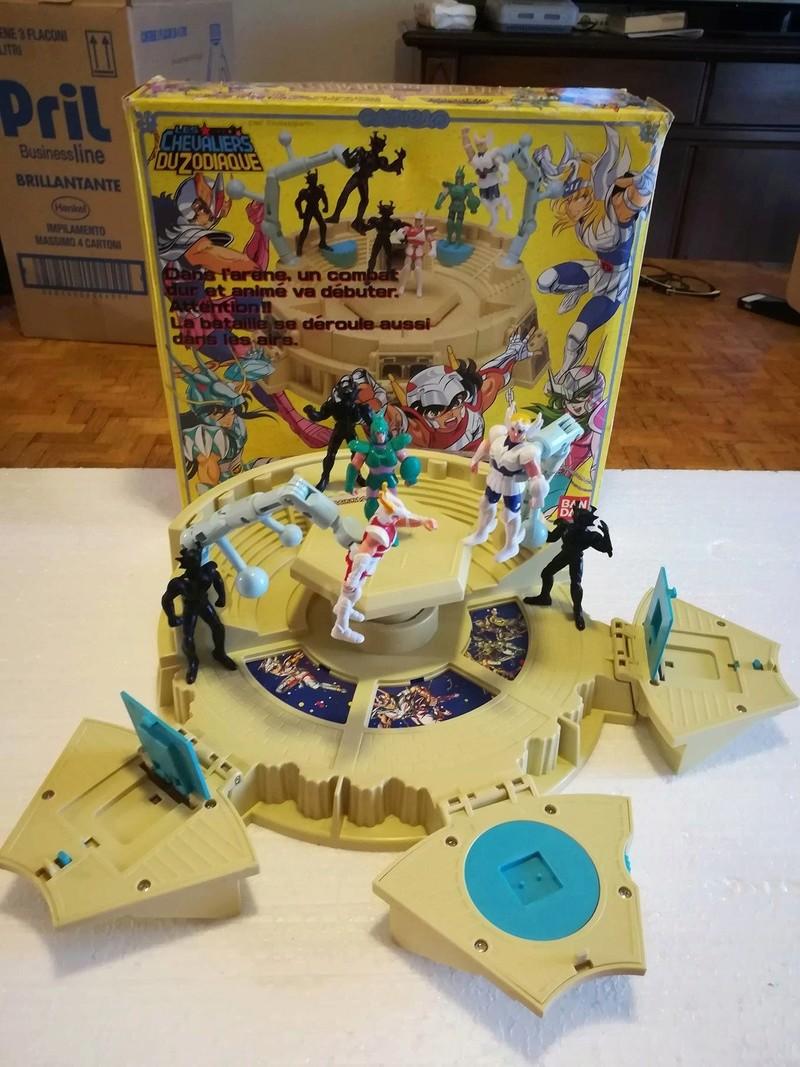 Cavalieri Dello Zodiaco \ Saint Seiya Arena Bandai 1987 edizione francese 313