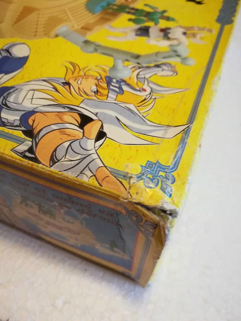Cavalieri Dello Zodiaco \ Saint Seiya Arena Bandai 1987 edizione francese 512