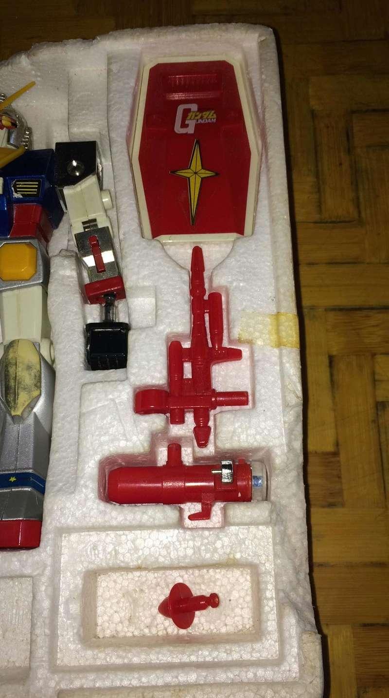 Gundam Dx dischi dal petto 613