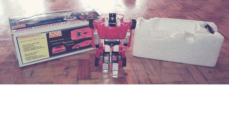 transformers - Transformers Transformer Diaclone G1 Gig Immagi10