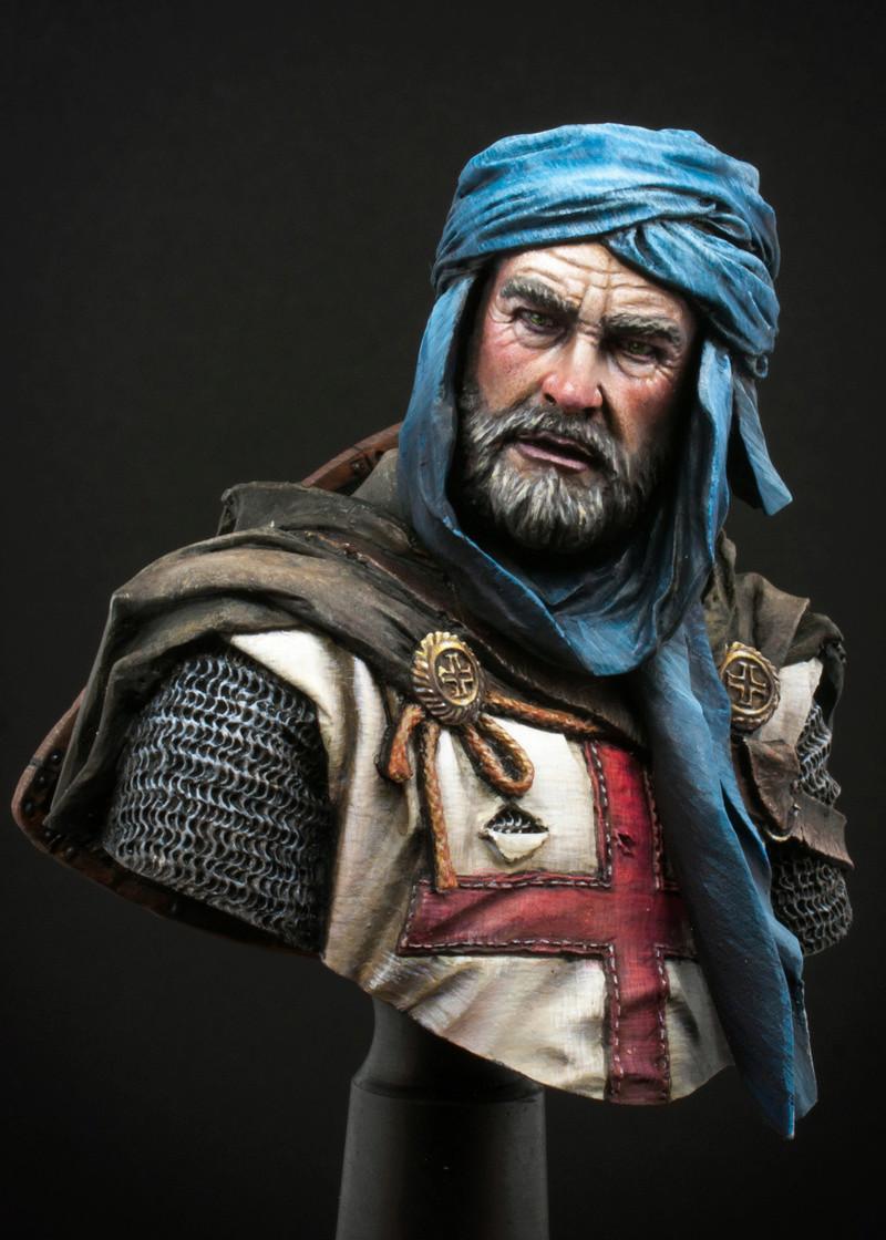 Templar Knight Young Miniature Conner10