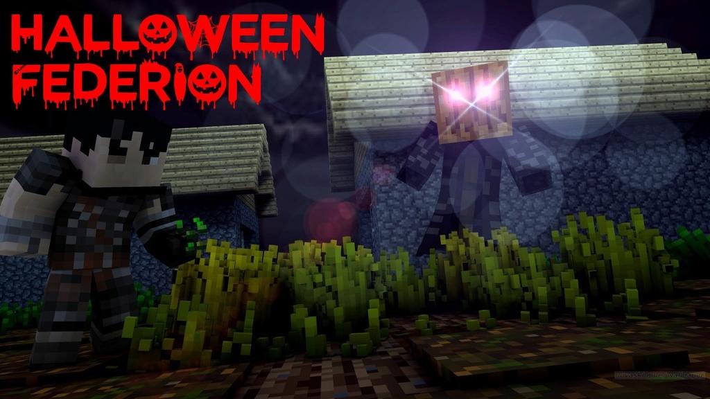 [Concours] Décorations d'Halloween ! Federi10