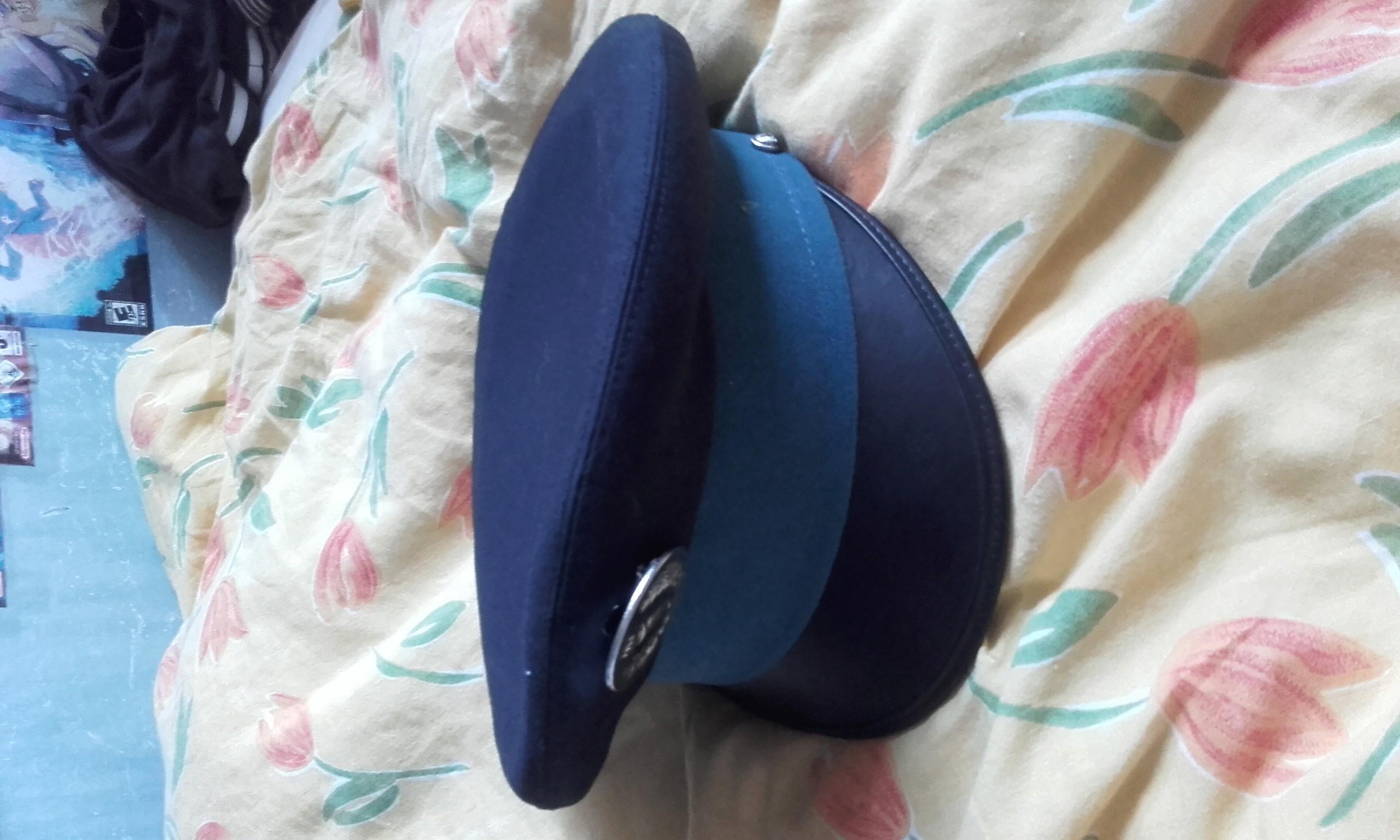casquette gendarme ? 20180612