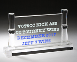 TOP CC TOURNEY WINNERS DECEMBER 2017 Decemb12