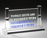 TOP CC TOURNEY WINNERS DECEMBER 2017 Decemb15