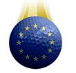 BEAUTIFUL , COLORFUL FLAGS AND BALLS FROM ALL OVER THE COUNTRY AND WORLD . Europe10