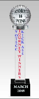 KICK ASS TOP CC TOURNEY WINNERS MARCH 2018 March_16