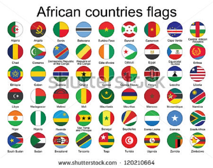 BEAUTIFUL , COLORFUL FLAGS AND BALLS FROM ALL OVER THE COUNTRY AND WORLD . Stock-67