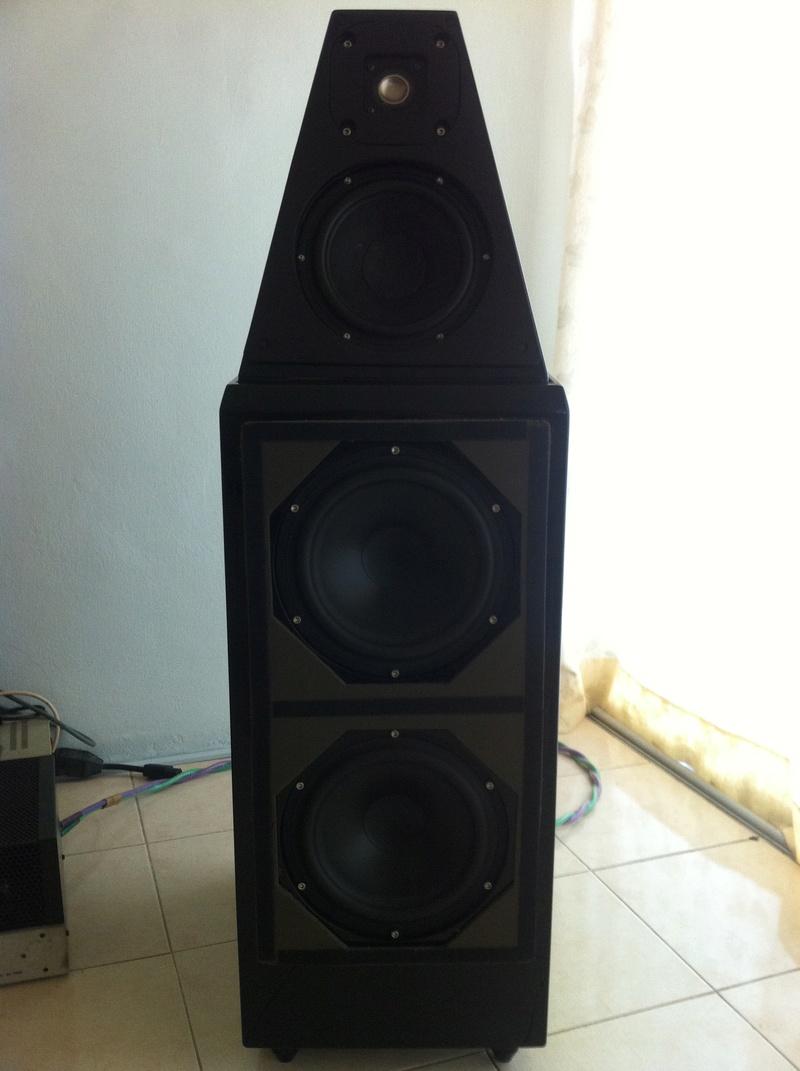 WILSON AUDIO Watt/Puppy System 7 Speaker used sold Img_0510
