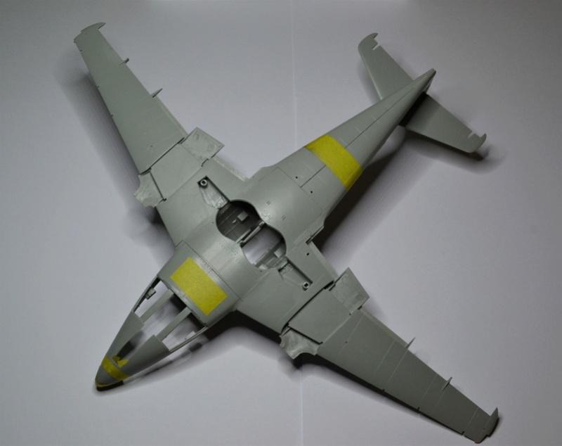ME 262 A-1 TRUMPETER 1/32 - Page 2 Dsc_0321