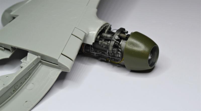 ME 262 A-1 TRUMPETER 1/32 - Page 2 Dsc_0323