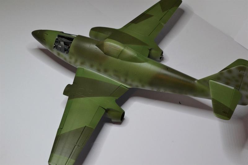 ME 262 A-1 TRUMPETER 1/32 - Page 3 Dsc_0359