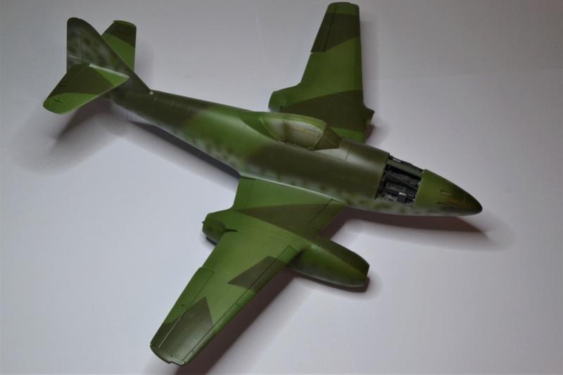 ME 262 A-1 TRUMPETER 1/32 - Page 3 Dsc_0360