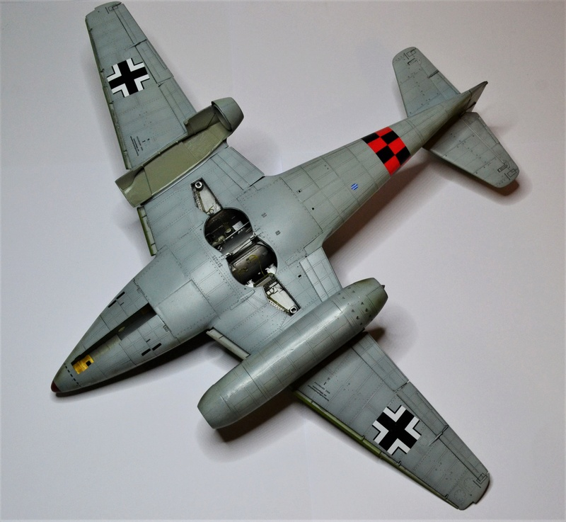 ME 262 A-1 TRUMPETER 1/32 - Page 5 Dsc_0379