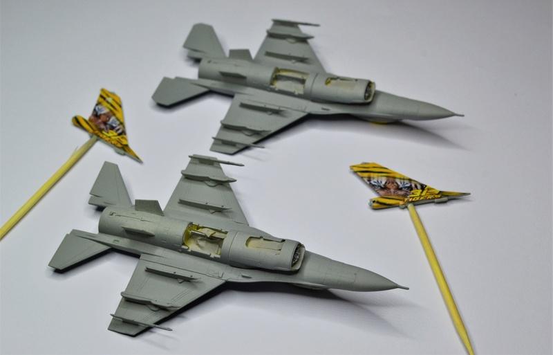 Duo de F16 MLU 1/144 Revell. Dsc_0679