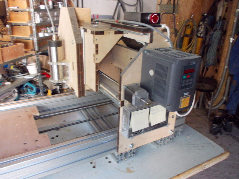 Fabriquer sa 1ere CNC Dscn0415
