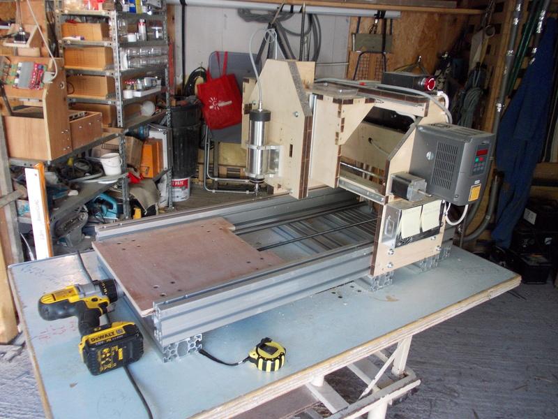 Fabriquer sa 1ere CNC Dscn0418
