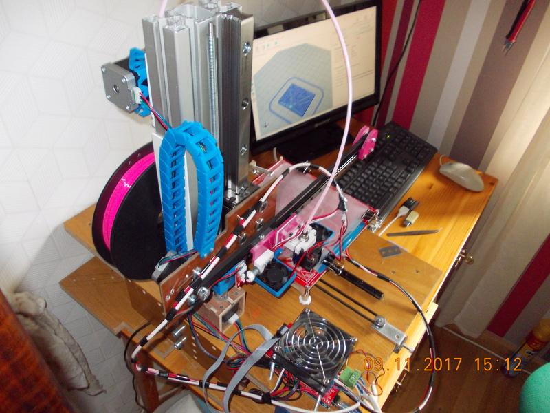 Petite réalisation d'une imprimante 3D  Dscn0610
