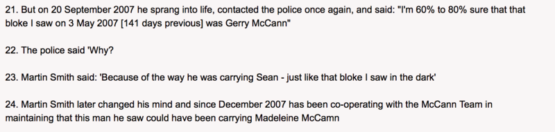 Gemma O'Doherty, Investigative Journalist - now published investigation into Madeleine McCann case - Page 5 Screen19