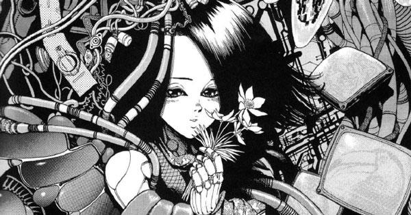 Connaissez-vous ce manga? - Page 3 Gunnm_10