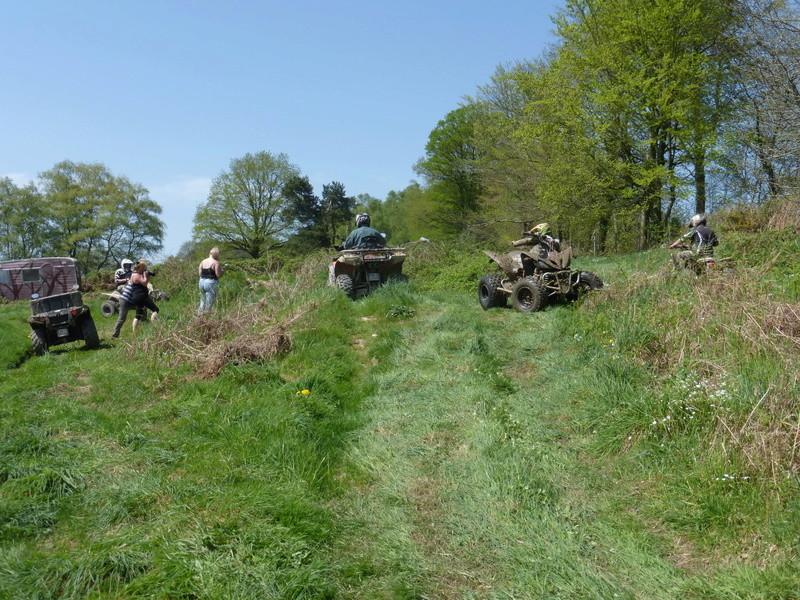 Location du terrain aux quads P1000092