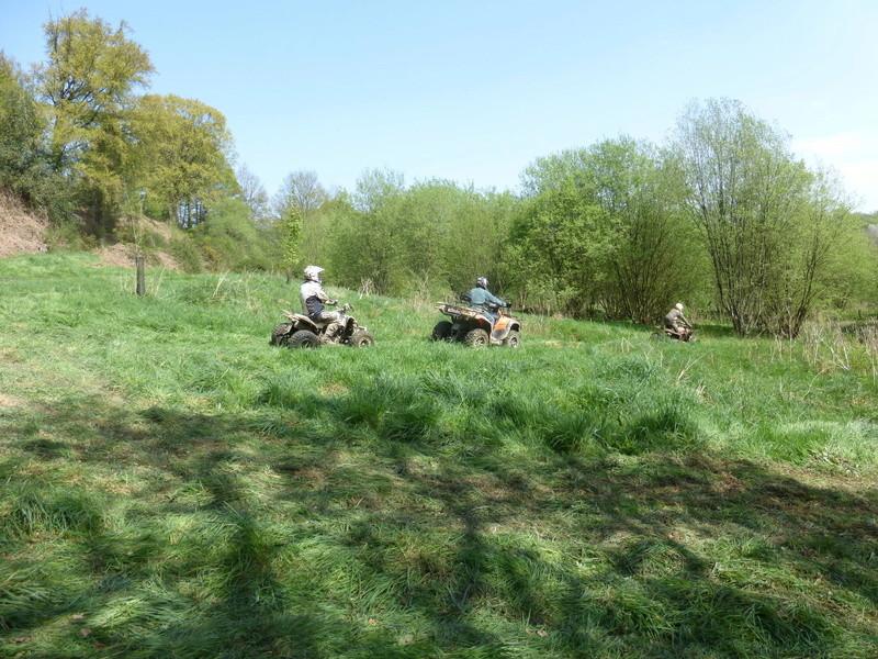 Location du terrain aux quads P1000107
