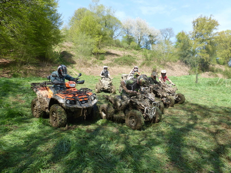 Location du terrain aux quads P1000119