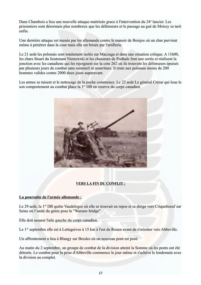 [CDA] Papy Boyington - 1ère DB Polonaise Histoi26
